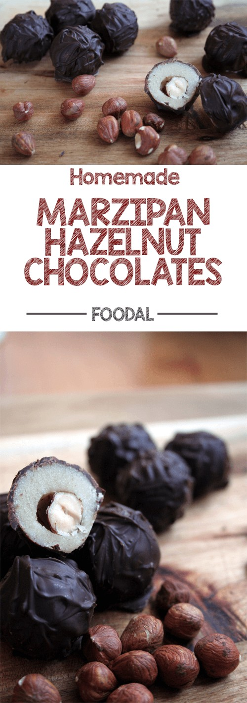 Marzipan, the sweet and nutty paste, can be an ingredient in baked goods or a treat on its own. Read on to find out about its history, different quality levels and how they are determined. Plus, a wonderful and easy recipe for marzipan-hazelnut chocolates is waiting for you to enjoy. https://foodal.com/recipes/desserts/marzipan-hazelnut-chocolates/