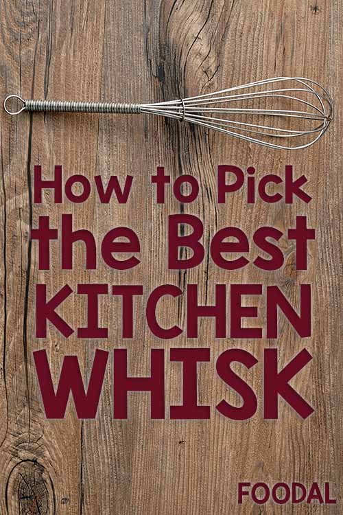The whisk is a tool that no kitchen should be without, but there are so many options available. Which one should you buy? Discover the very best kitchen whisk for all of your cooking needs. Read more on Foodal now. https://foodal.com/kitchen/general-kitchenware/guides-general-kitchenware/how-to-pick-the-best-kitchen-whisk/