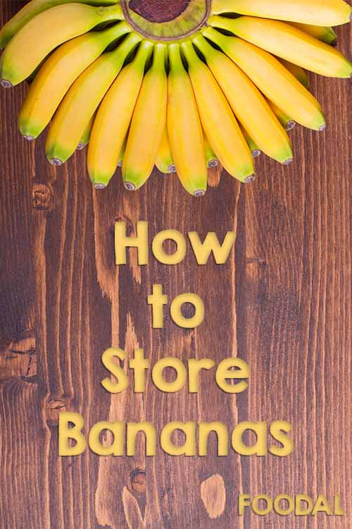 Not sure how to store your perfectly ripe bananas? For all of the details on storage and ripening, as well as the best way to enjoy this fruit at any stage, read more now on Foodal. https://foodal.com/knowledge/how-to/store-bananas/