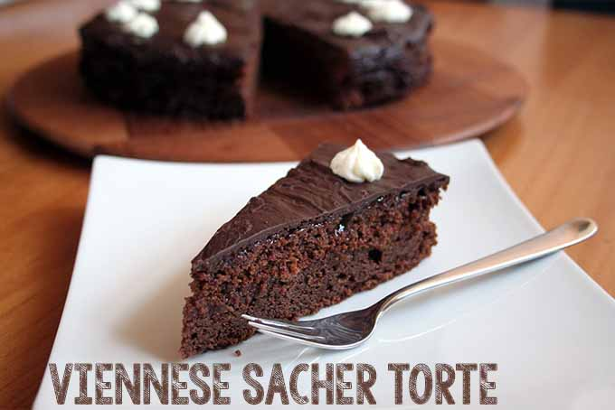 The Best Viennese Sacher Torte Recipe Foodal
