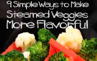 Flavorful Steamed Vegetables | Foodal.com