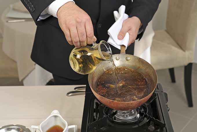 Preparing a Pan Sauce | Foodal.com