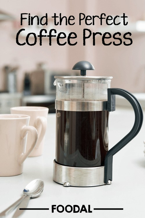 Craving for a perfect French coffee. Try this French Coffee Press https://foodal.com/drinks-2/coffee/french-press/how-to-pick-a-french-press-coffee-maker/