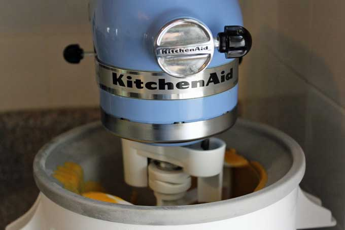 A review of the Kitchen Aid Ice Cream Maker Attachment | Foodal.com
