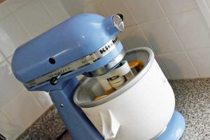 The KitchenAid Ice Cream Attachment: Turn Your Stand Mixer into a Frozen Treat Fun Factory