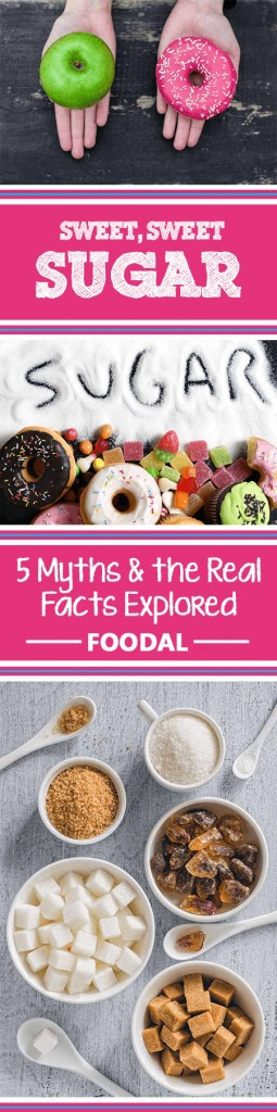 Do you know the truth about added sugar and artificial sweeteners? Or have the food manufacturers fooled you into believing these 5 myths? Learn about the disguises sugar may take in your foods, and discover ways to change your diet today that just may help to improve your health tomorrow. Read more now https://foodal.com/knowledge/paleo/sweet-sugar-5-myths/