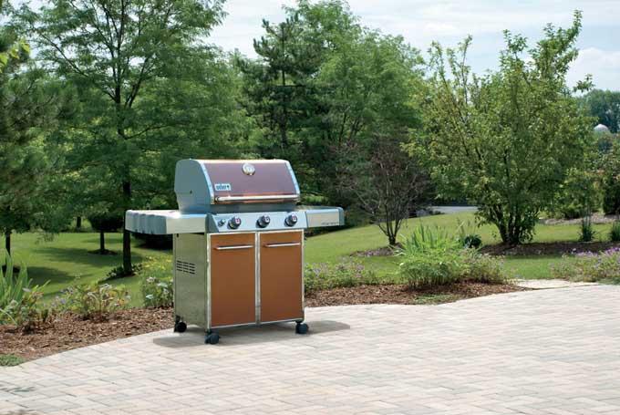 Weber Genesis E-310 | Foodal.com