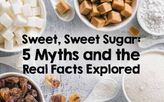 Sweet Sugar Myths and Facts | Foodal.com