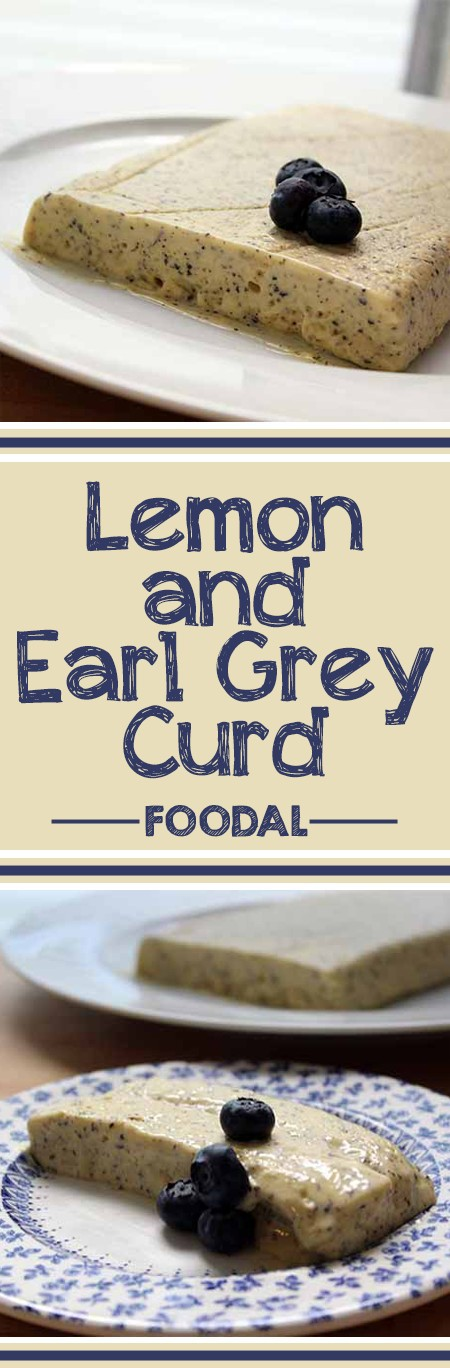 Looking for a way to spice up your humdrum breakfast routine? Our Lemon and Earl Grey Curd is a versatile treat that's sure to perk up your day. The perfect topping for yogurt or a scone, this curd can also be used as a tart filling, or as the base for a tangy semifreddo. https://foodal.com/recipes/desserts/lemon-earl-grey-curd/