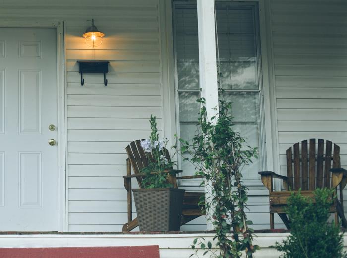 nashville road trip: airbnb florence al
