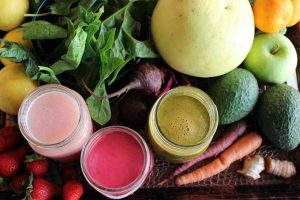 3 Juice Recipes for Spring