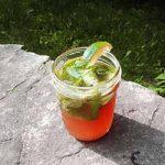 Rhubarb Mojito Recipe | Foodal.com