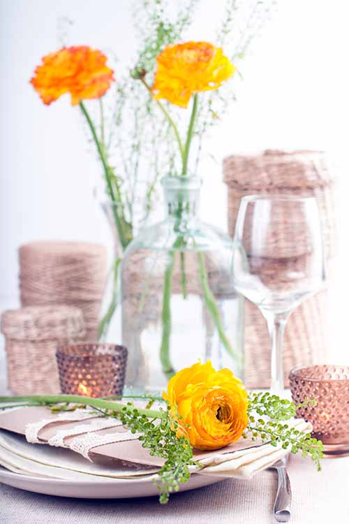 What to do for a springtime party? Find great ideas for various table settings, arrangements, and suitable accessories on Foodal here: https://foodal.com/knowledge/how-to/springtime-table-setting-tips/ ‎