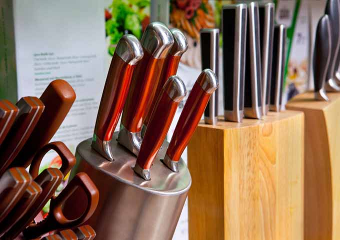 the best kitchen knife sets of 2019 a foodal buying guide rh foodal com Kitchen Knife Sets with Block Kitchen Knives Brands