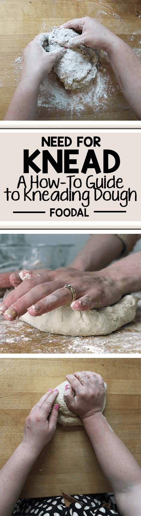 Have you ever wondered why kneading dough is so important? Have you poured hours into baking bread, only to have it crumble when you cut it? Learn about the purpose of proper gluten development and gain new tips for doing it best. Soon you'll be on your way to becoming a homemade bread baking master! https://foodal.com/knowledge/baking/kneading-dough/