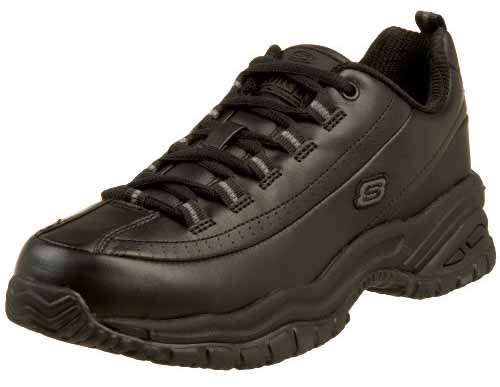 Skechers for Work Women's 76033 Soft Stride-Softie Lace-Up | Foodal.com