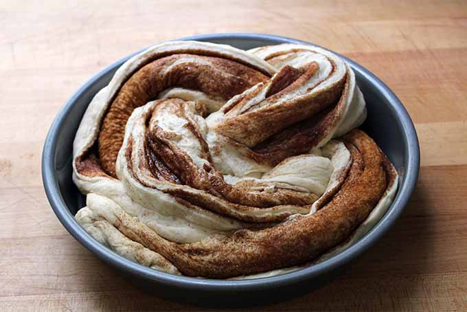 Twisted Cinnamon & Cardamom Loaf Step 11 | Foodal.com