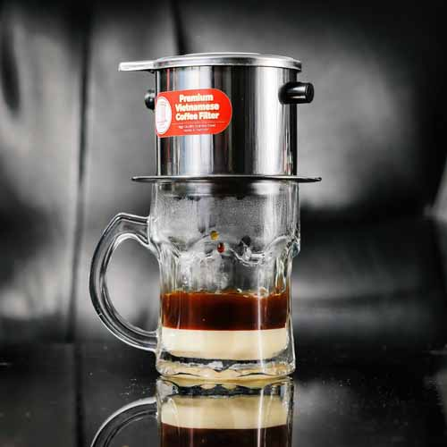 How To Drink Vietnamese Coffee Hot