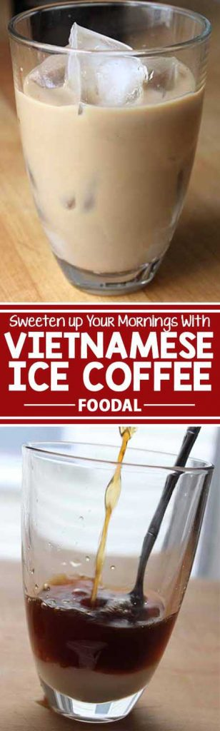 A Vietnamese Ca Phe Sua Da is the perfect antidote to a sweltering summer morning. Sticky, sweetened condensed milk and rich coffee shaken over ice – what better way to start your day? To make your own at home, try our version with a pot of cold brew. Get the recipe now.