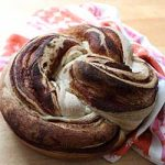 Twisted Cinnamon and Cardamom Loaf Recipe | Foodal.com