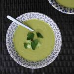 Chilled Avocado Coconut Soup Recipe | Foodal.com