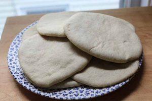 Make Your Own Sour Barley Pita at Home
