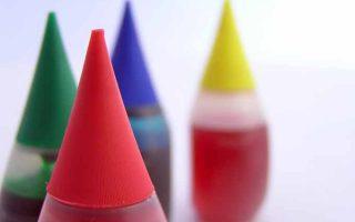 Bottles of Food Coloring | Foodal.com