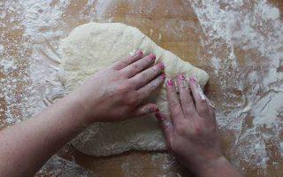 Kneading Fermented Dough | Foodal.com