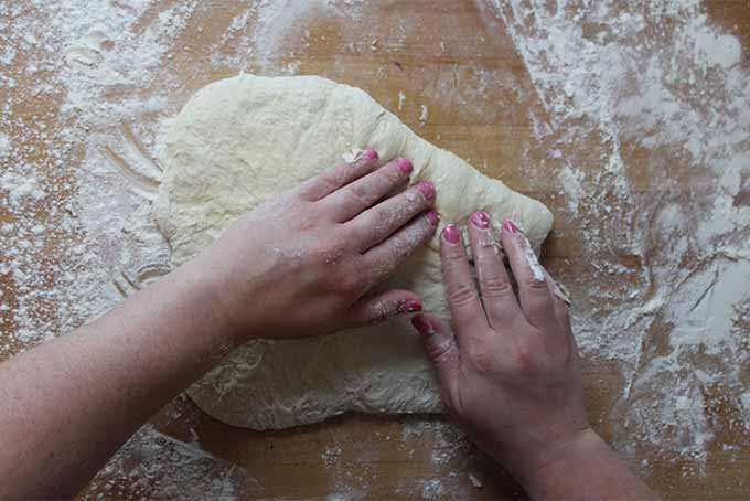 Kneading Fermented Dough | Foodal.com