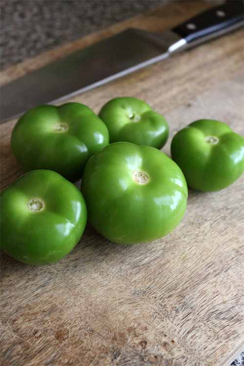 Feel like your mojito recipe is missing something? Add a flavorful tangy note with the addition of fresh tomatillo juice. Read more on Foodal: https://foodal.com/drinks-2/alcoholic-beverages/tomatillo-mojito/