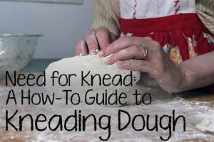 Need for Knead: A How-To Guide to Kneading Dough