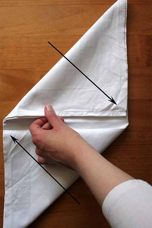Put the final polish on your fancy table setting arrangements with folded cloth napkins. Read more now on Foodal: https://foodal.com/knowledge/how-to/napkin-folding/