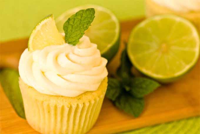 mojito-cupcakes