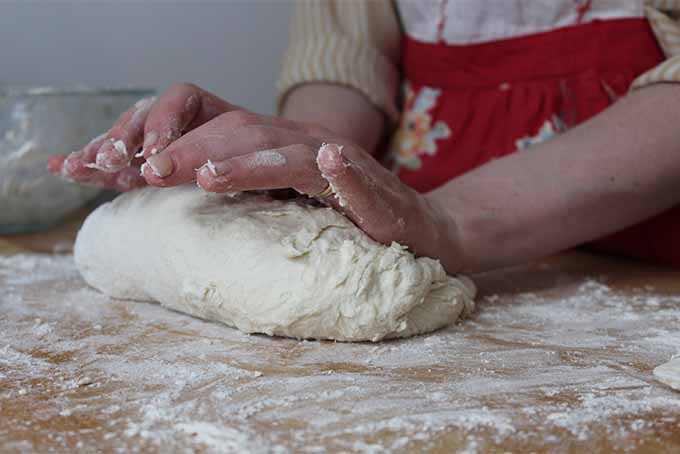 Pressing and Folding Dough | Foodal.com