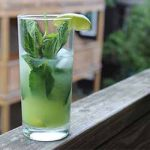 Tomatillo Mojito Recipe | Foodal.com