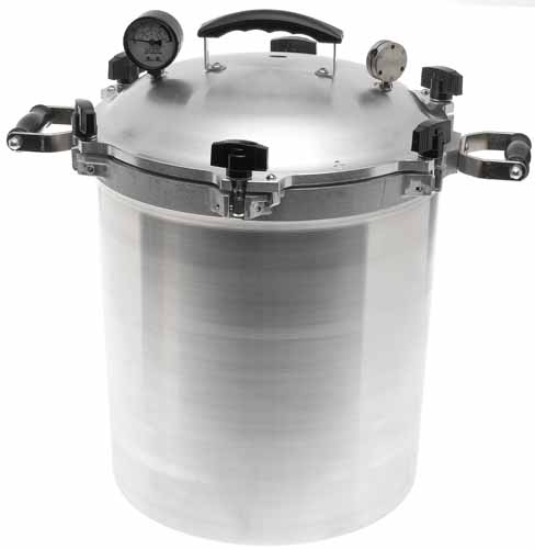 All American 30 Quart Pressure Cooker Canner