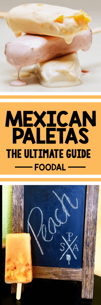 Shops specializing in ice pops known as paletas are springing up in cities both large and small. The popsicle makers take an artisanal approach, playing with inventive combinations of flavors that you can learn to make at home. Want to make your own tasty frozen creations to beat the heat? Get the recipe and tips from experts on now. https://foodal.com/knowledge/paleo/mexican-paletas/