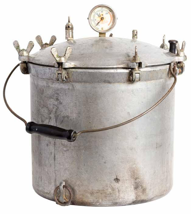Old Pressure Canner | Foodal.com