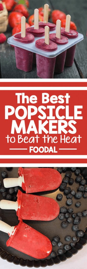 Looking for the best popsicle mold on the market? One that is easy to use, that will whip up cold treats all season long, and that won't break the bank? Well, look no further as we've reviewed the very best in freeze-pop making, so you don't have to. Find the perfect mold to create unforgettable memories this summer and into the future. https://foodal.com/kitchen/kitchen-appliances/ice-cream-makers/popsicle-molds/ ‎