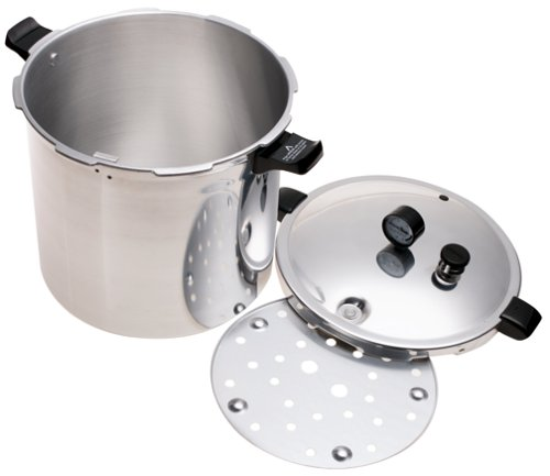 presto aluminum pressure cooker manual