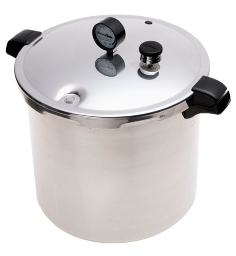 Presto 01781 23-Quart Pressure Canner and Cooker | Foodal.com
