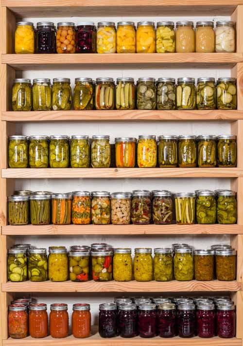 Looking to stock up on mason jars for the canning season? Want to know how to find them at the best price? Need to know how many you need? Look no further than Foodal's handy guide. Find out what you need to know now! https://foodal.com/knowledge/things-that-preserve/buy-canning-jars-many-sizes/