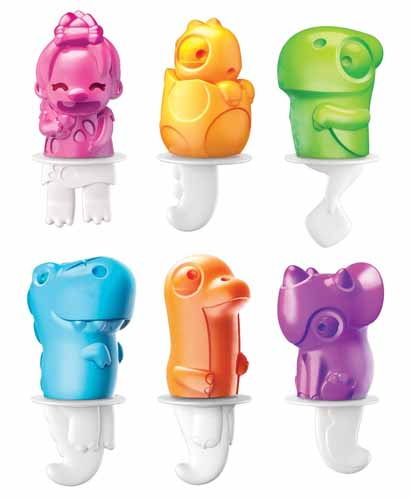 Zoku Dino Pop Molds | Foodal.com