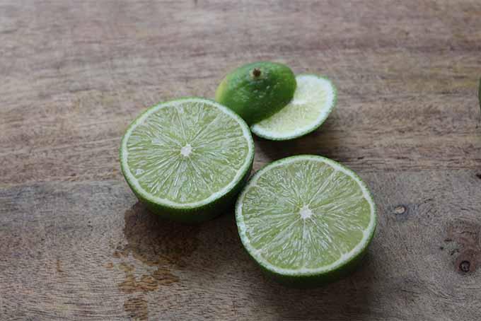 how to make a lime twist