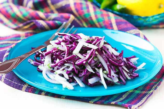 Kohlrabi Slaw | Foodal.com