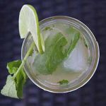 Mojito with Mint-Lime Ice Recipe | Foodal.com