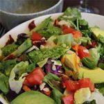 Savory Raw Pesto Salad Recipe | Foodal.com