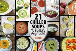 21 Chilled Soups to Satisfy Any Taste
