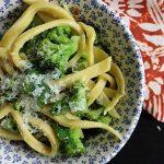 Broccoli & Garlic Sauce Recipe
