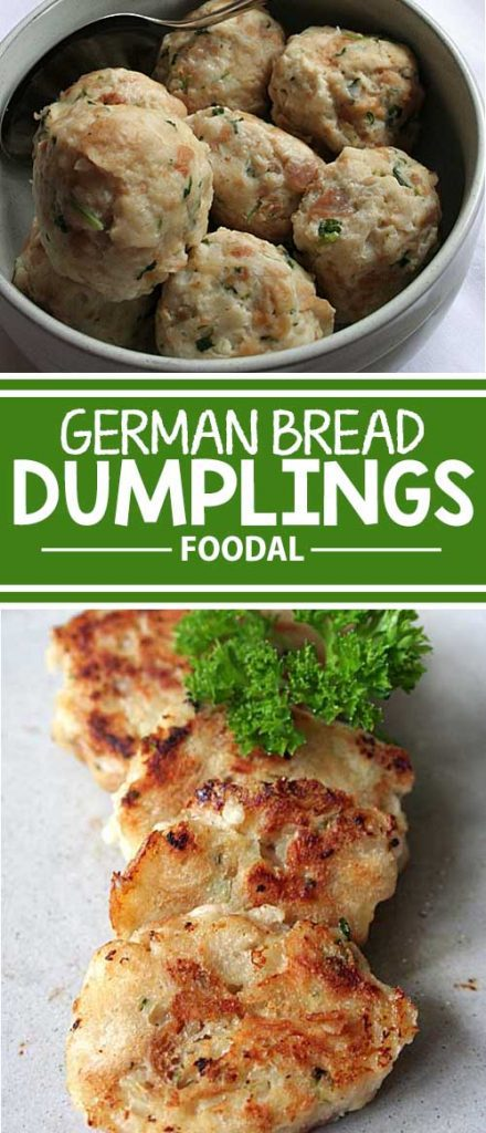 Use up day-old buns and bread in these famous Southern German dumplings, and enjoy a versatile side dish with any savory meal – at Oktoberfest, and beyond! This is a great way to add some Bavarian flair to your menu. Check out the recipe now!